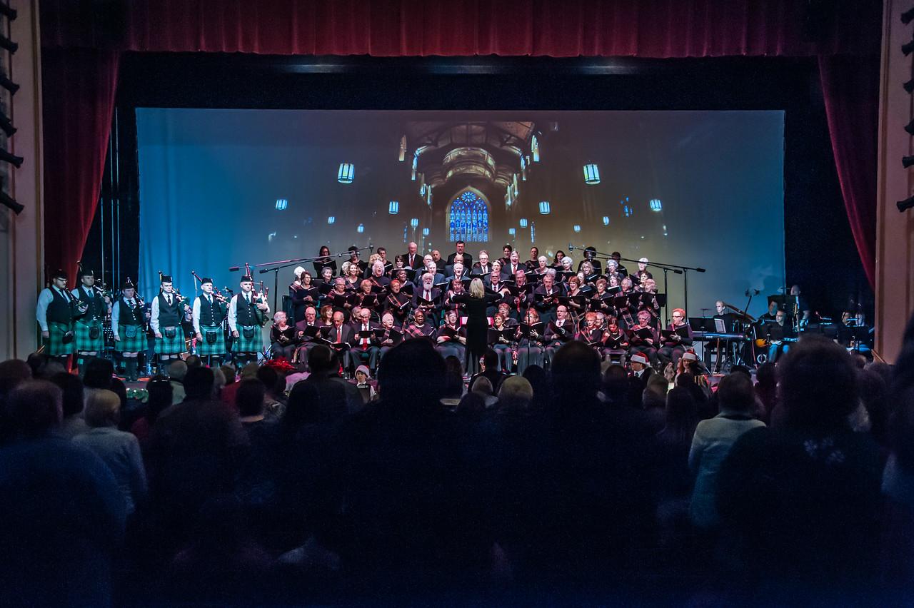 King's Choir - Celtic Christmas